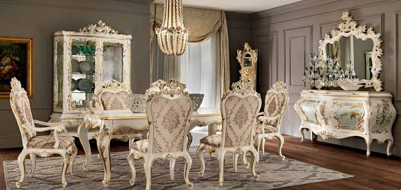 Design Luxury Dining Room