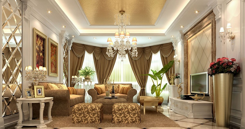 Design Luxury living Room