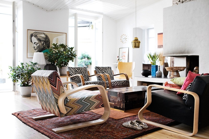 The Different Living Room Designs That Will Inspire You - NHG