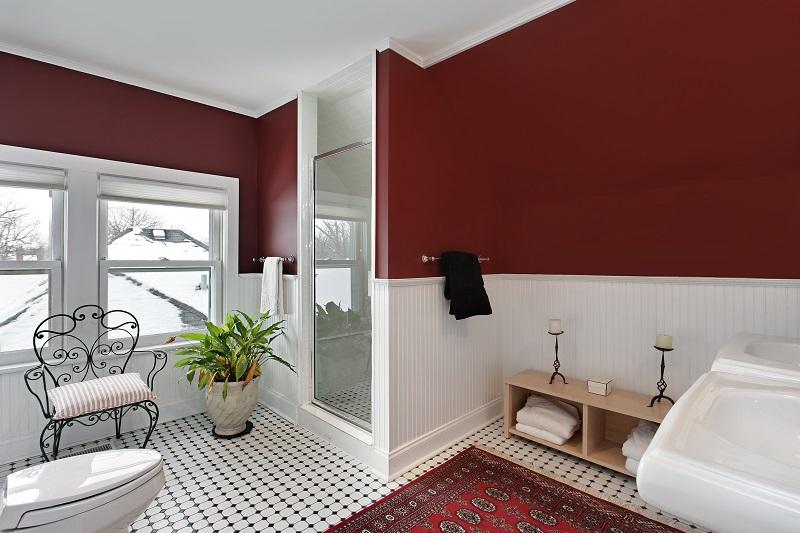Minimalist dsign bathroom