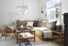 Living room small design
