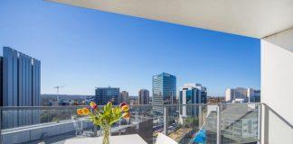 Balcony apartmen idea