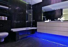 Blue Bathroom Design idea