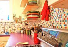 Interesting Kitchen Design Concept