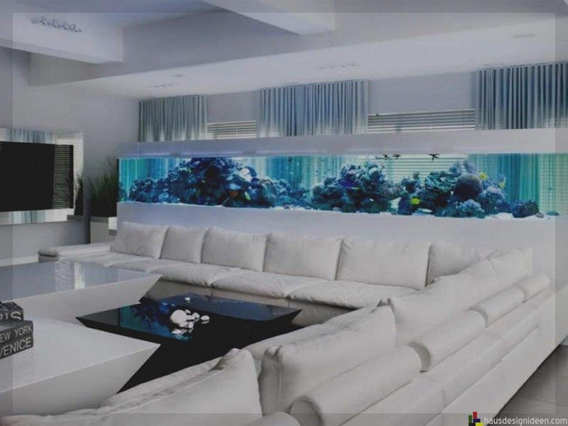 ide design aquarium living room