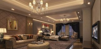 luxury apartmen design