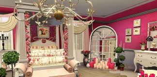 romantic room design
