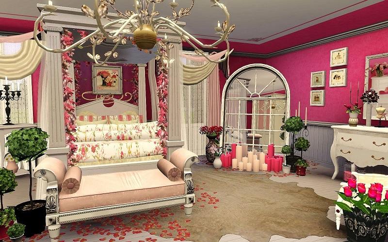 romantic room design