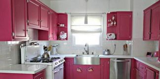 Comfortable Kitchen idea