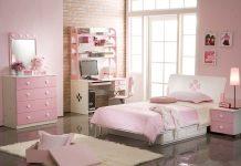 Concept Decoration Girl's Bedroom