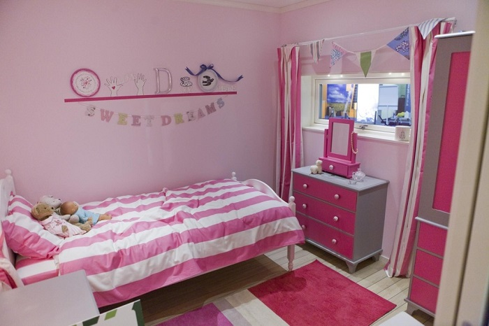 Decoration Bedroom Girl