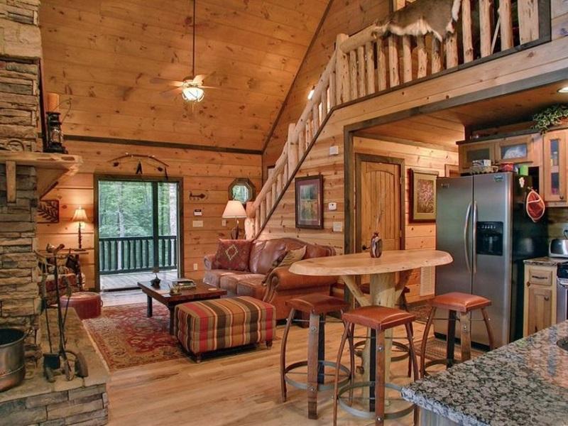 Wooden house design idea beautiful