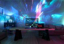 gamers bedroom idea