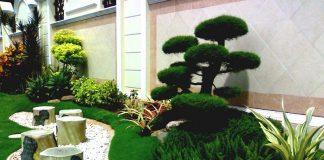 idea home garden exterior design