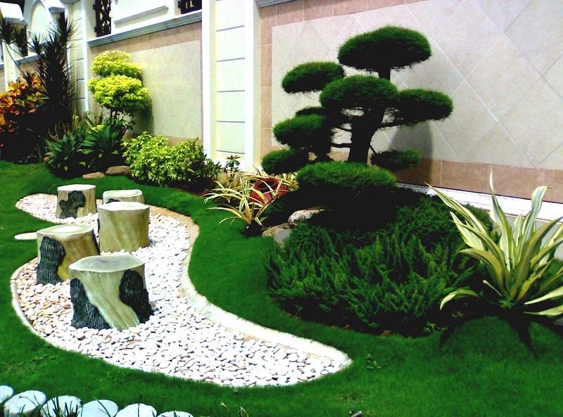idea home garden exterior design