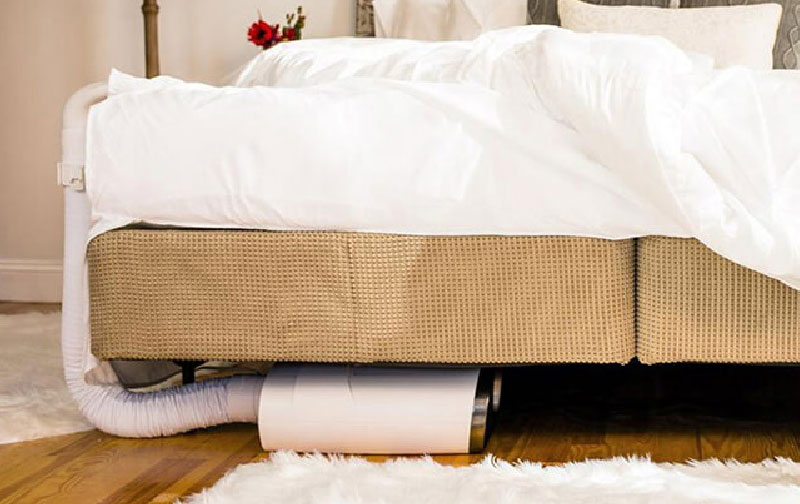 Three Ways A Mattress Fan Is Better Than Electric Blanket ...