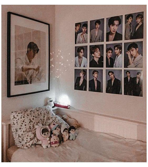 Aesthetic Kpop Bedroom Ideas