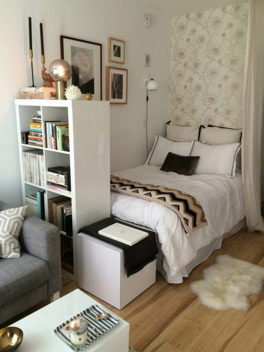 Small apartmen decoration in low budget