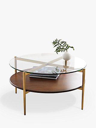 Round table for Zen living room