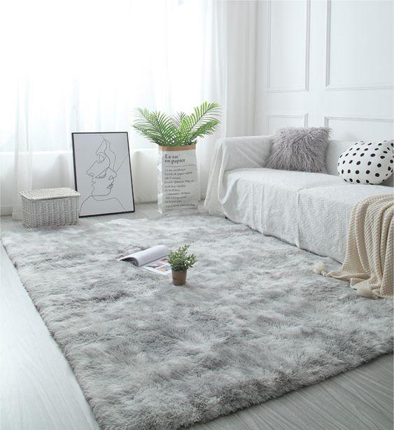 Cozy eclectic living room