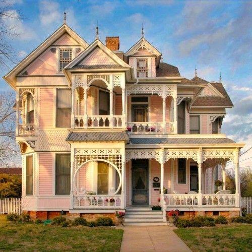 Make modern Victorian exterior design