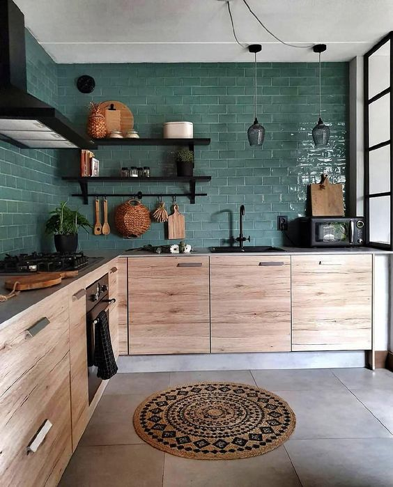 Eclectic kitchen design decorating ideas