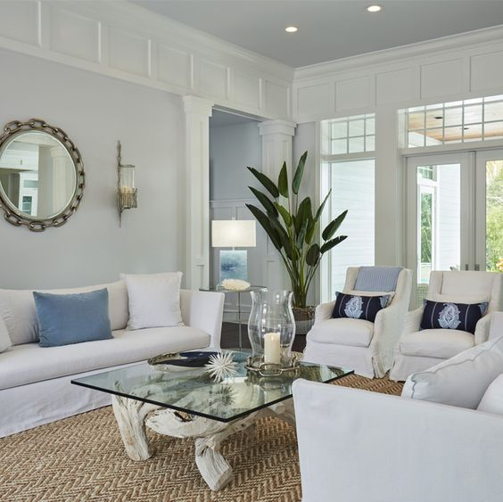 Nautical living room decorating ideas for your home