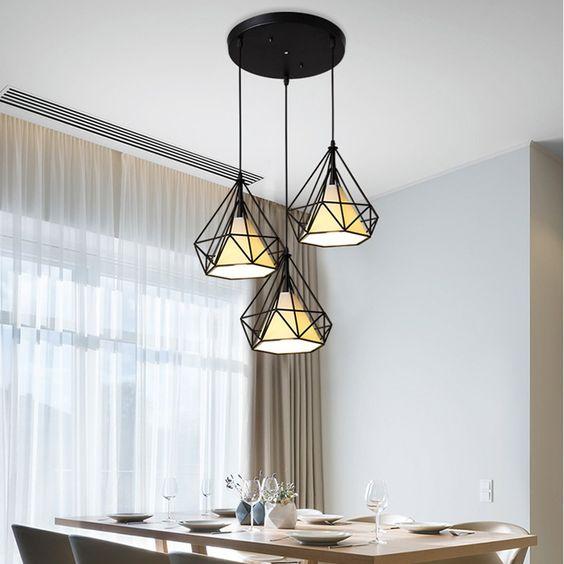 Pendant light ceiling lamp