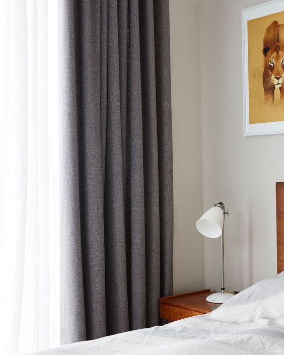 Zen curtain