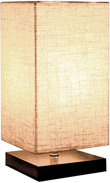 Lamp for zen living room design