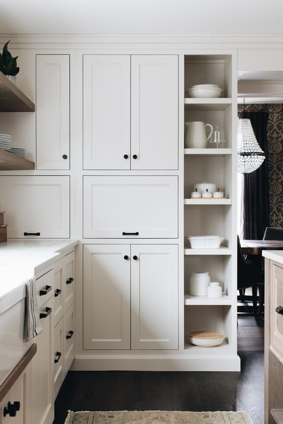 Types of kitchen cabinets design