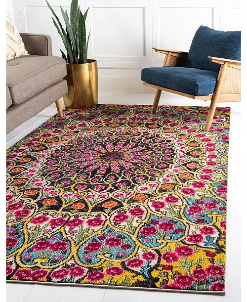 Mexican style rug