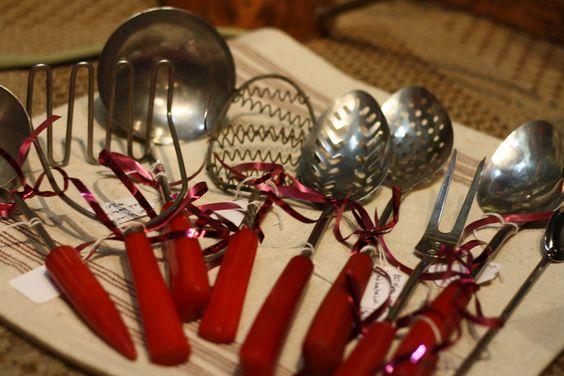 modern Victorian kitchen utensils