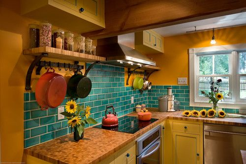 Simple traditional Mexican kitchen ideas
