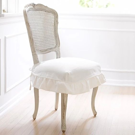 Darcy chair with slipcover