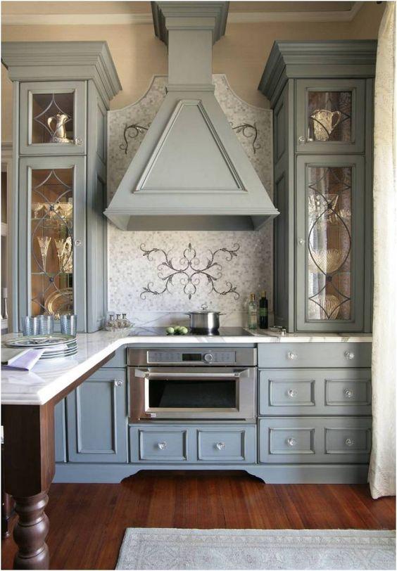small kitchen modern Victorian ideas