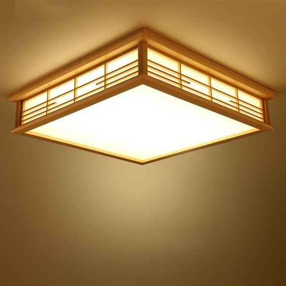 Zen ceiling light lamp