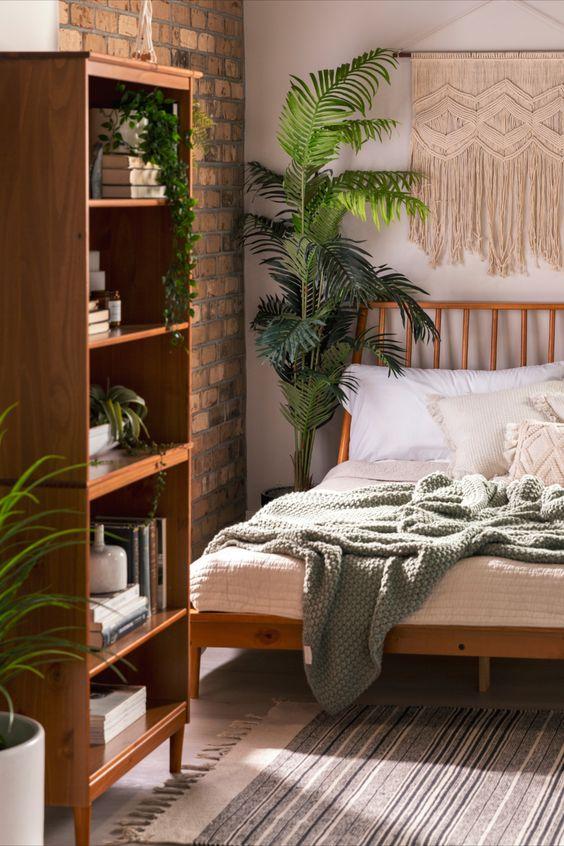 Zen bedroom design