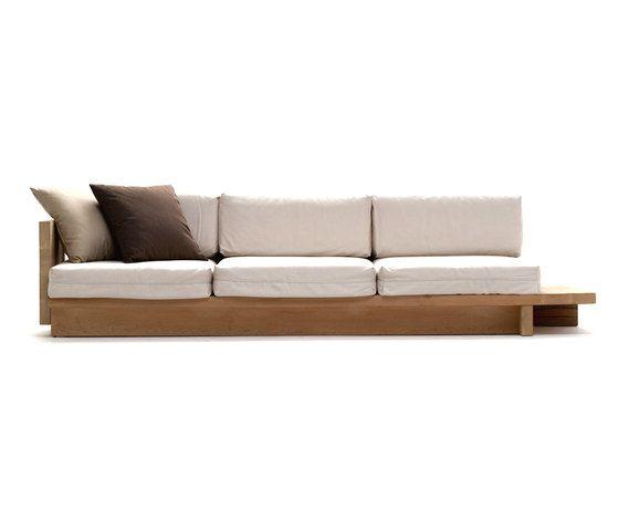 Zen design sofa