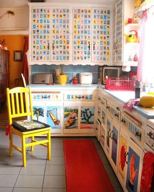 Small Mexican kitchen design ideas