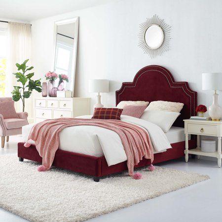 Eclectic interior design for bedroom