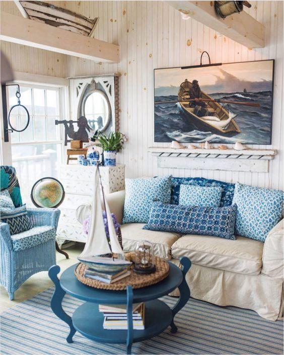Nautical decorating ideas