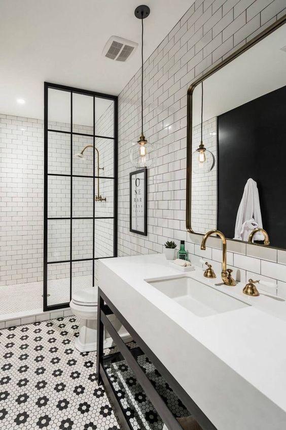Modern Victorian bathroom design ideas