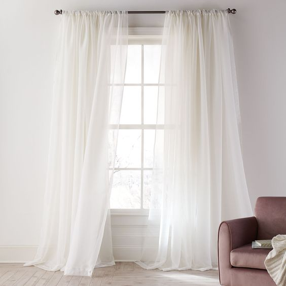 curtain for meditation room