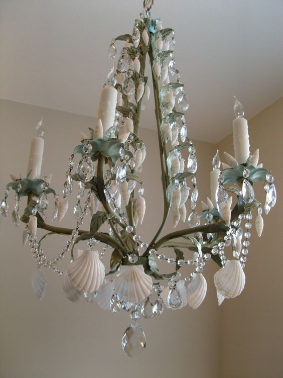 Nautical chandelier design