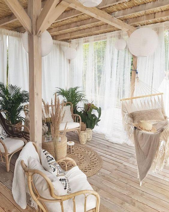 Modern Victorian terrace backyard design ideas