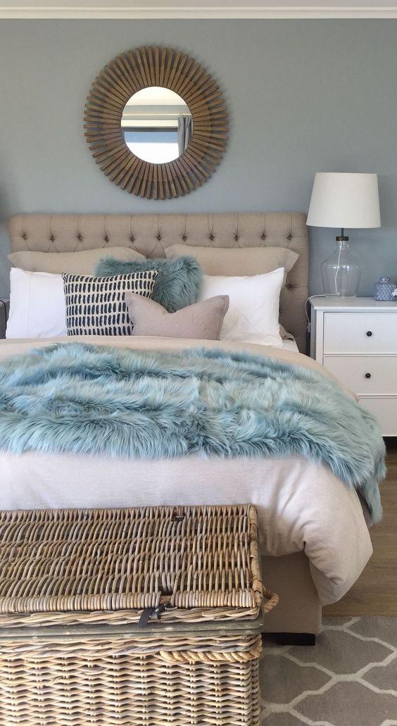 Nautical bedroom design decorating ideas