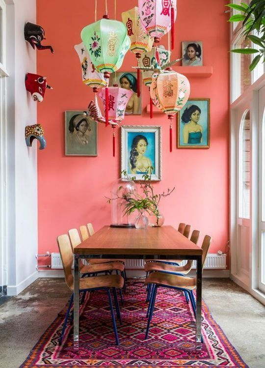 Mexican -themed dining room ideas