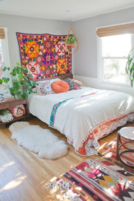 Mexican bedroom ideas