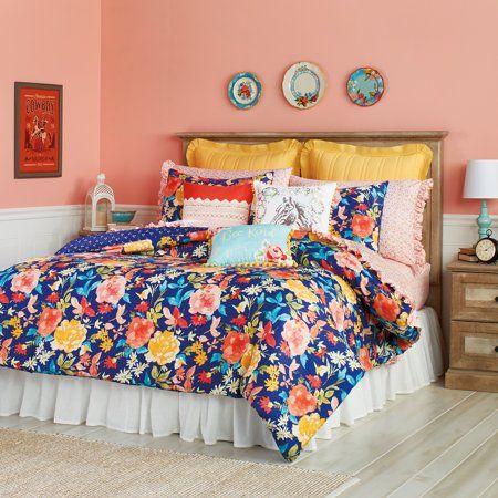 Flower pattern blanket
